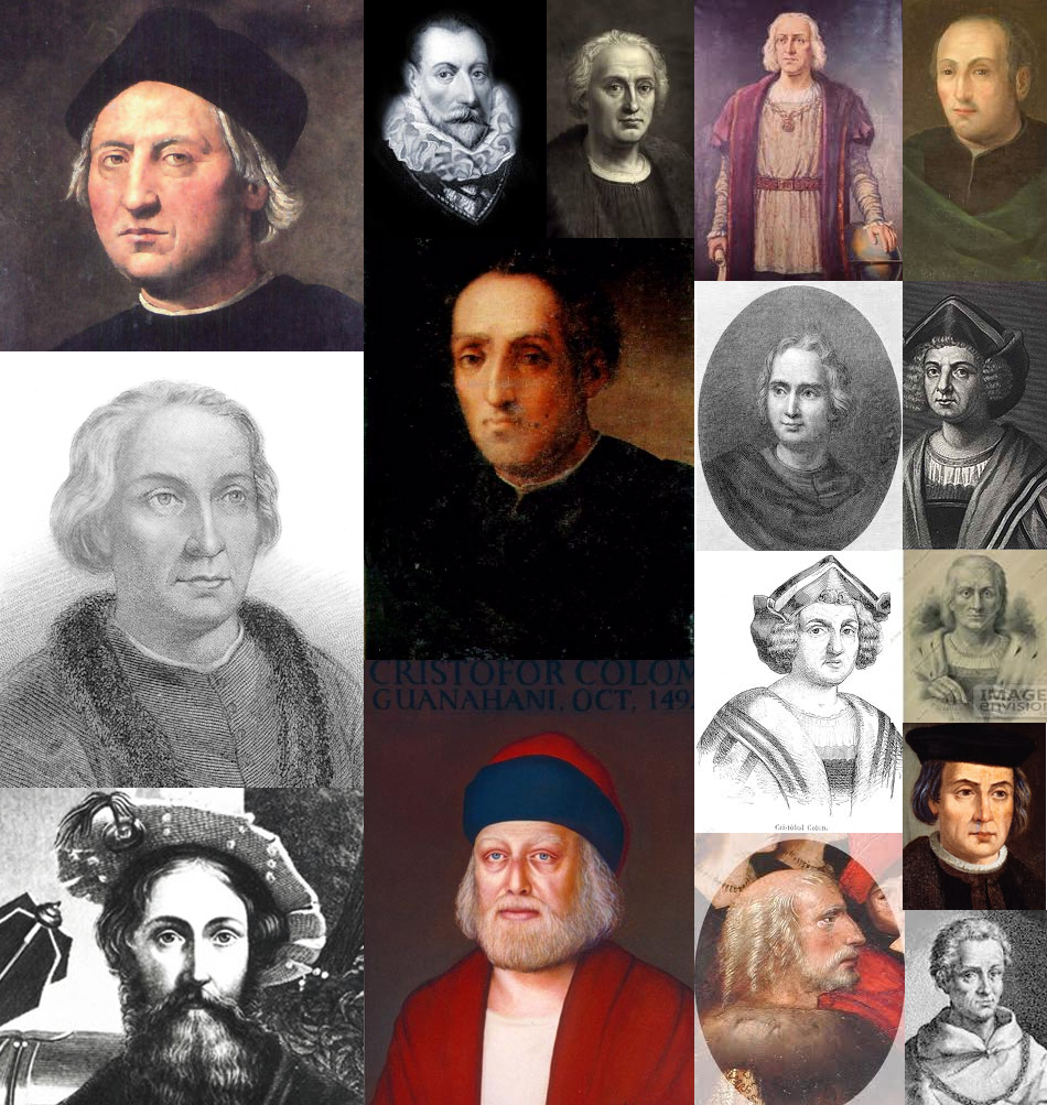 Resultado de imagen de personajes siglo XVI colon