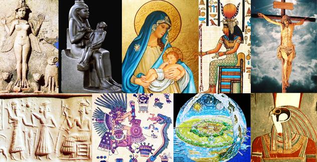 Yuruparí: cosmología ancestral de Sudamérica, cosmología sumeria y Las Pléyades (1/6)