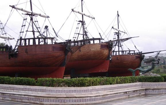 El origen de Cristóbal Colón, un misterio... por poco tiempo - Página 3 Replicasr