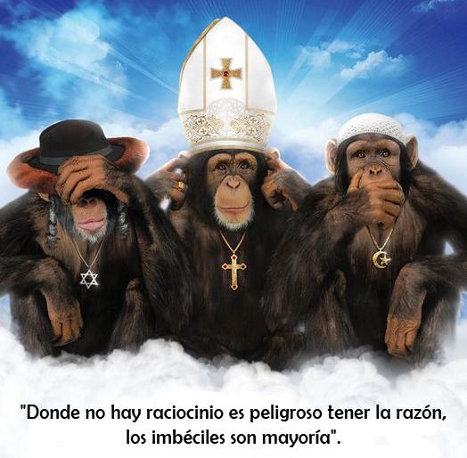 De los orígenes de la religión y la iglesia católica (1/5)