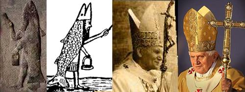 De los orígenes de la religión y la iglesia católica (5/5)